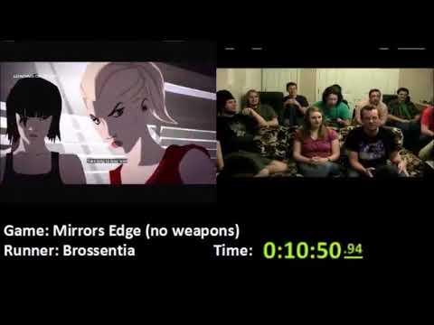Mirror's Edge (Glitchless) by Brossentia in 1:22:05 - SGDQ 2011