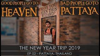 Good People GoTo HEAVEN Bad People GoTo PATTAYA |  New Year 2019 Ep - 02 | Mansoor Qureshi MAANi