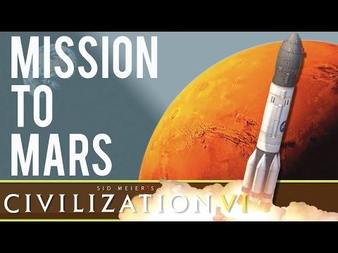 Civilization VI: Saladin - #10 - Mission to Mars!