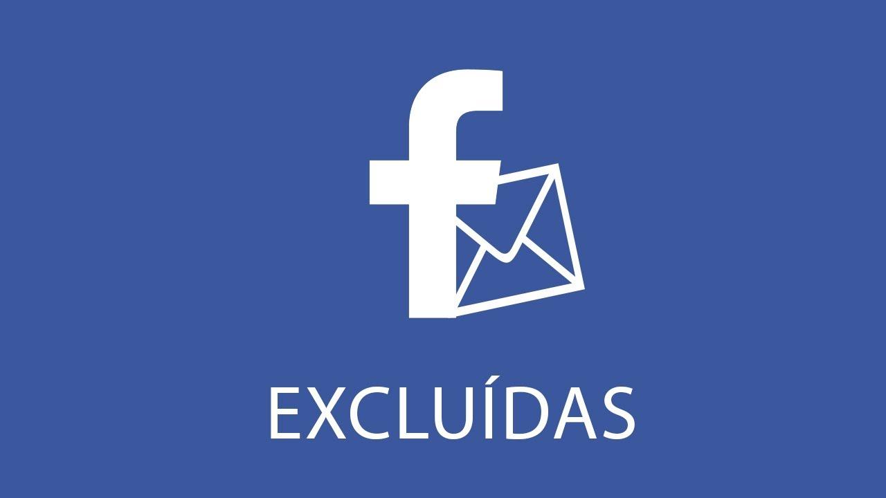 como recuperar mensagens excluidas do messenger facebook no celular