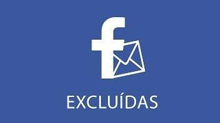 Como recuperar mensagens EXCLUÍDAS do Facebook | Pixel Tutoriais