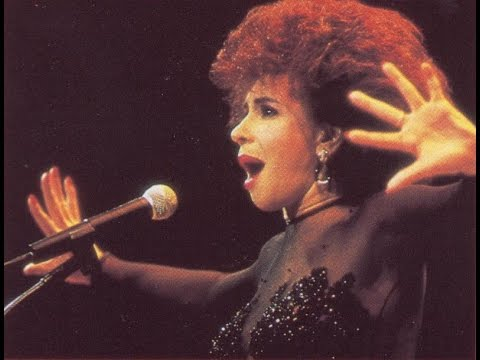 Shirley Bassey -Concert for the opening of the Cardiff International Arena (CIA) in 1993-