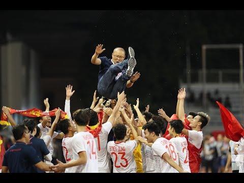 Highlights | U22 Việt Nam 3-0 U22 Indonesia | Vỡ òa tấm HCV SEA Games lịch sử | VFF Channel