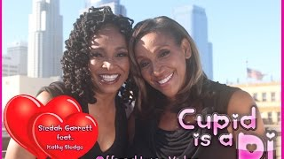 """Cupid is a DJ"" - Siedah Garrett feat. Kathy Sledge (Official Lyric Video)"