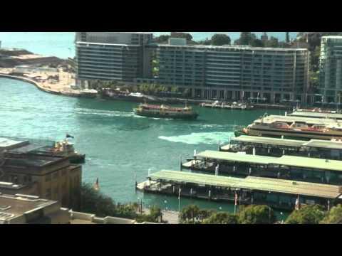 Shangri-La Sydney, Australia: Deluxe Opera House City View Room Walkthrough