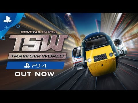 Train Sim World - Launch Trailer | PS4