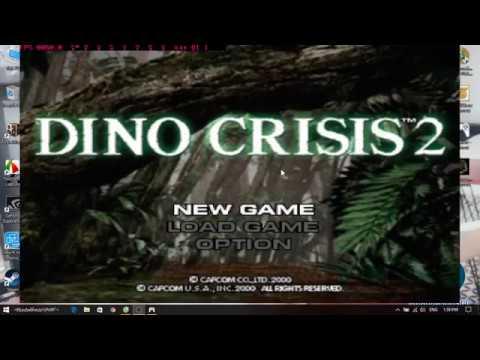"""[PS1] Hoàn Thành Tựa Game """"Săn Khủng Long 2"""" (Dino Crisis 2)"""
