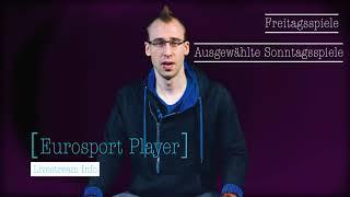 Streamingdienste für Sport – Eurosport Player