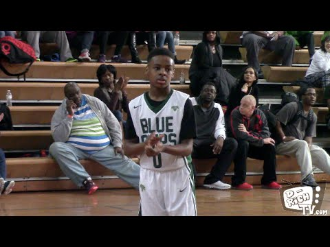 LeBron Jr. & Bryce Maximus GET BUCKETS | LeBron in ...