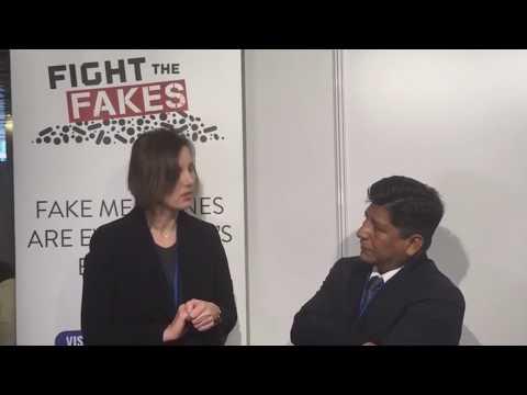 Fight the Fakes @Geneva Health Forum '18
