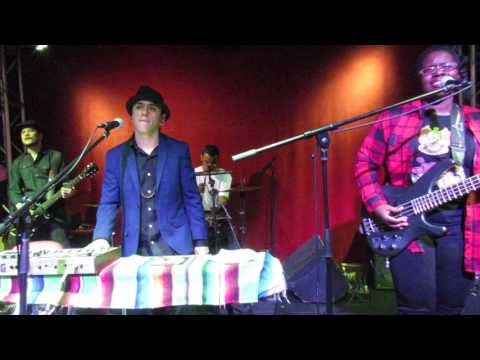 """King Sol & The Vibes - """"Super Faded"""" Live @ The Slidebar 2.7.17"""