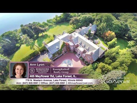 Ann Lyon - 405 Mayflower Rd, Lake Forest, IL