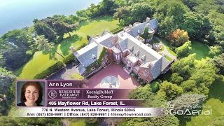 Ann Lyon - 405 Mayflower Rd, Lake Forest, IL