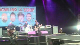 Almost - Bowling For Soup, Download Festival 2014