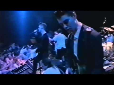 Morrissey - Wolverhampton 1988 - First Gig Solo HD 16:9