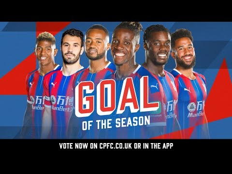 Crystal Palace Goal of the Season 19/20 | VOTE NOW ON THE APP
