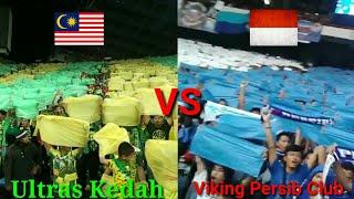 Ultras Kedah Vs Viking Persib
