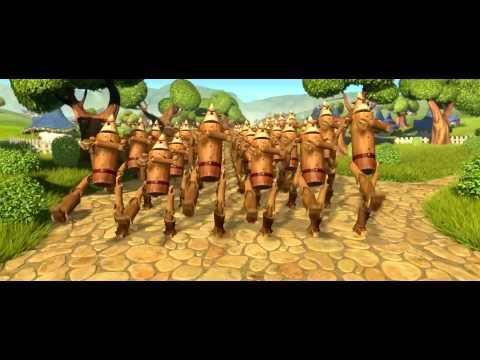 Кадры из фильма Урфин Джюс и его деревянные солдаты