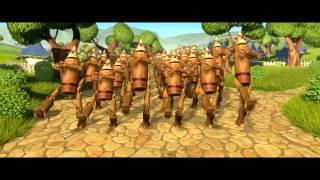 Урфин Джюс и его деревянные солдаты - Русский трейлер