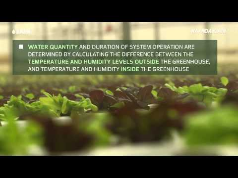Climate Control in Greenhouses