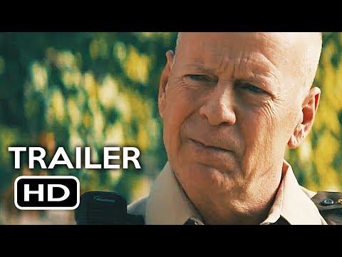 First Kill Official Trailer #2 (2017) Bruce Willis, Hayden Christensen Thriller Movie HD