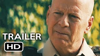 First Kill Official Trailer #2 (2017) Bruce Willis, Hayden Christensen Thriller Movie HD