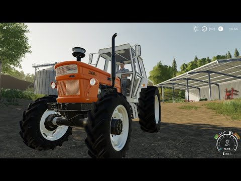 Farming Simulator 19. Онлайн. Фермер симулятор fs19 Стрим.