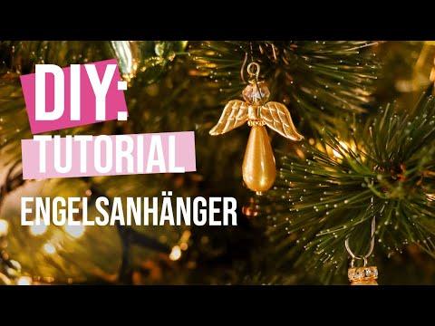 DIY Tutorial: Kleine Engelchen dürfen an keinem Weihnachtsbaum fehlen