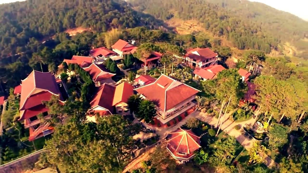 Thiền Viện Trúc Lâm Đà Lạt – Hoa Dalat Travel