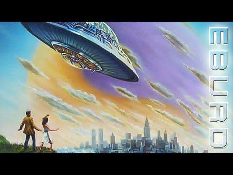 Fastwalker Die beste echte Ufo Aufnahme die es jemals gab #EBURD