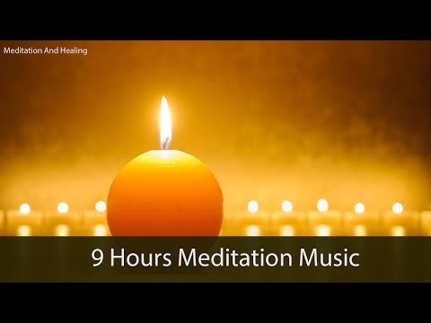 Meditation Music for Positive Energy - Relax Mind Body | Spi