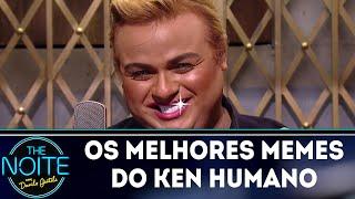 Baixar Danilo mostra os memes do Diguinho, o Ken Humano | The Noite (15/03/18)