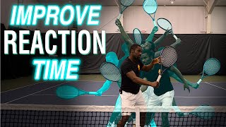 5 Drills to Improve REACTION Time