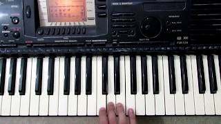 Dilwale - Manma Emotion Jaage Song Piano Tutorial (Cover By MrZain Qureshi)