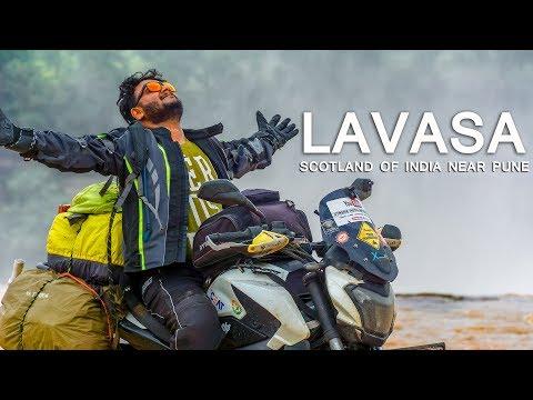 Lavasa the Scotland of India | Near Pune |