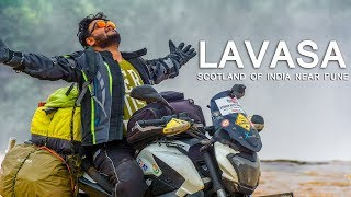 Lavasa the Scotland of India | Near Pune |