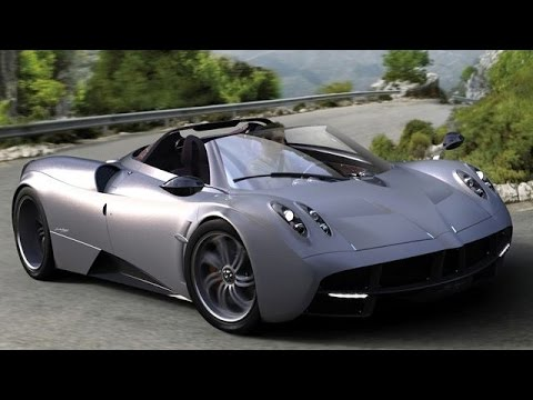 the pagani huayra roadster youtube. Black Bedroom Furniture Sets. Home Design Ideas