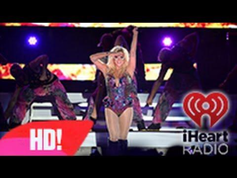 Ke$ha live Warrior Tour in iHeartRadio Ultimate Pool Party