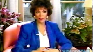 JOAN COLLINS - The Playboy Video Interview (1985)