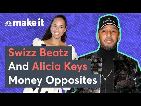 Swizz Beatz: How Alicia Keys And I Manage Our Money