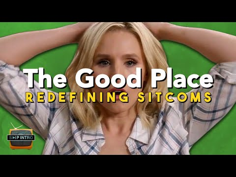 Redefining the Sitcom & Why You Should Watch: THE GOOD PLACE No Spoilers!!
