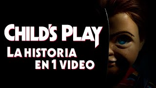 Chucky (El Remake del 2019) La Historia en 1 Video