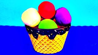 Ice Cream surprise eggs!!! Kinder surprise MINIONS SpongeBob surprise egg For BABY mymillionTV