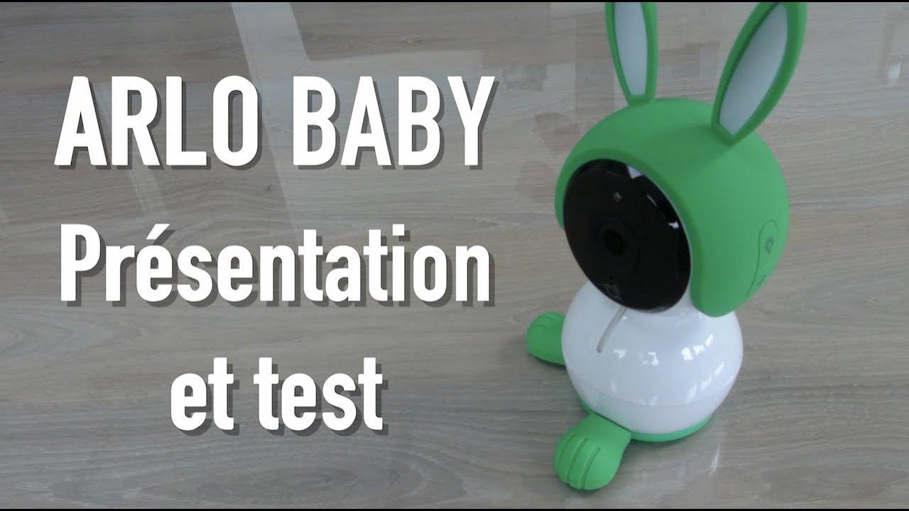 NETGEAR - ARLO BABY - Présentation et Test