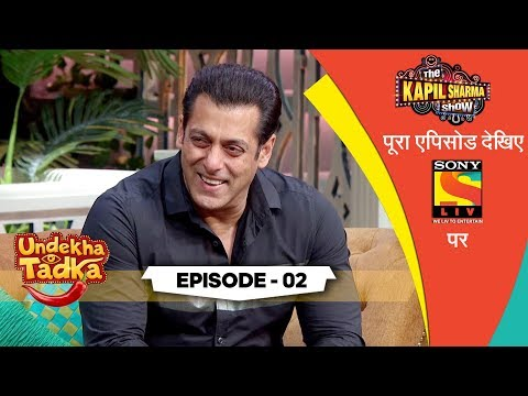 Undekha Tadka | Episode 2 | The Kapil Sharma Show Season 2 | SonyLIV | HD