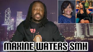 Maxine Waters Praises Meġan Thee Stallion says song WAP empowers BW