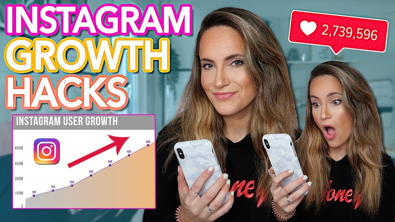 10 INSTAGRAM Growth Hacks That ACTUALLY Work!