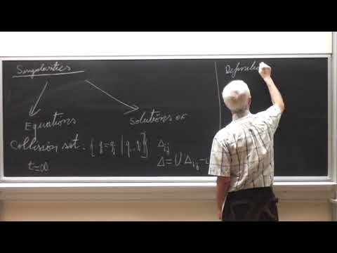 Problems in Celestial Mechanics (part 1)