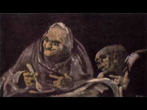 The Black Paintings By Francisco Goya YouTube - Francisco goya paintings