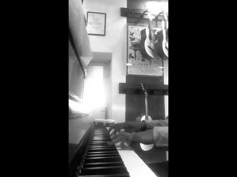 Andeha hanasa lamba ( Justin rajoro ) piano